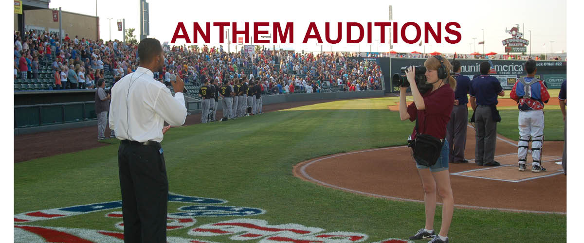 The Official Site of the Kansas City T-Bones: Anthem Auditions